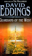 """Guardians of the west - book one of the Malloreon"" av David Eddings"