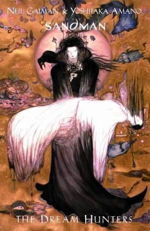 """""""The Sandman - Dream Hunters"""" av Neil Gaiman"""