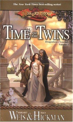 """Time of the Twins (Dragonlance - Legends)"" av Margaret Weis"