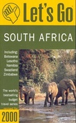 """""""South Africa 2000 - including Botswana Lesotho Namibia Swaziland Zimbabwe"""" av Lindiwe Dovey"""