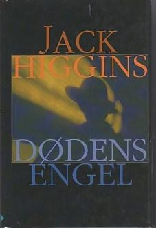 """""""Dødens engel"""" av Jack Higgins"""