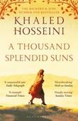 """A thousand splendid suns"" av Khaled Hosseini"