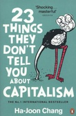 """23 things they don't tell you about capitalism"" av Ha-Joon Chang"