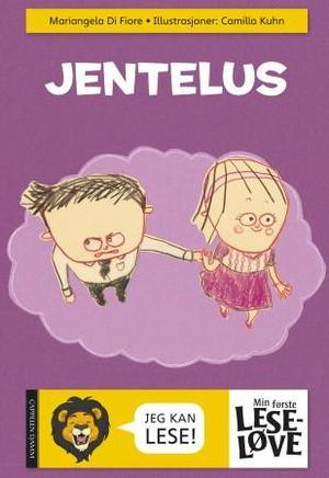 """Jentelus"" av Mariangela Di Fiore"