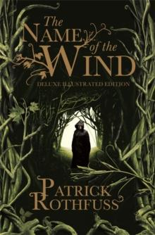 """""""The name of the wind - 10th anniversary deluxe illustrated edition"""" av Patrick Rothfuss"""
