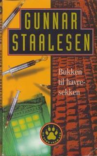 """""""Bukken til havresekken ; Din til døden"""" av Gunnar Staalesen"""