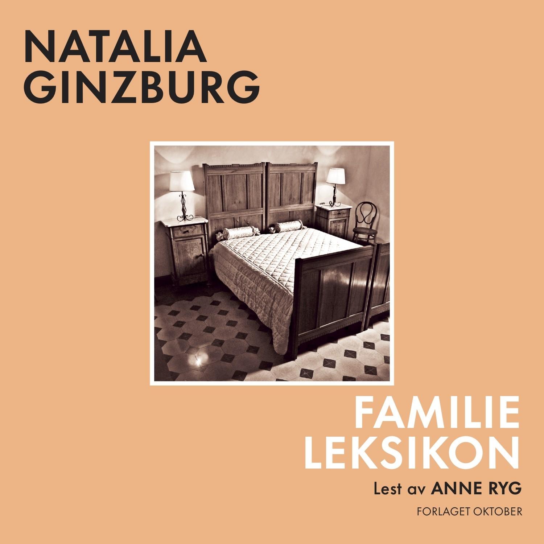 """Familieleksikon - roman"" av Natalia Ginzburg"