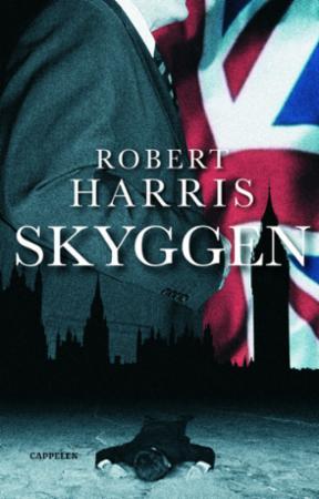 """Skyggen"" av Robert Harris"