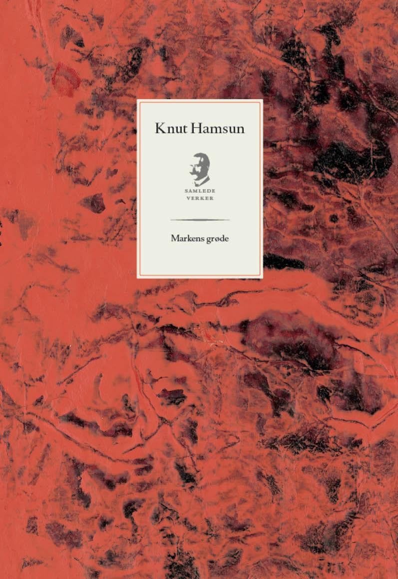"""""""Markens grøde"""" av Knut Hamsun"""