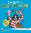 """Rotteburger"" av David Walliams"