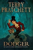 """Dodger"" av Terry Pratchett"
