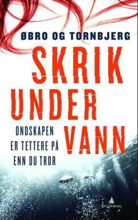 """""""Skrik under vann"""" av Jeanette Øbro Gerlow"""