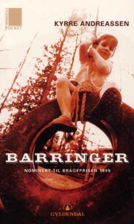 """""""Barringer - roman"""" av Kyrre Andreassen"""