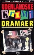 """""""Udenlandske krimi dramaer - Dokumentar - 1"""" av Finn Marc"""