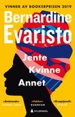 """""""Jente, kvinne, annet"""" av Bernardine Evaristo"""