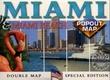 """""""Miami and Miami beach - popout map"""""""