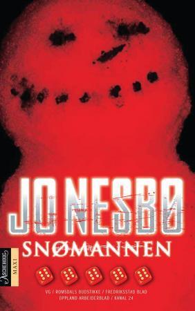 """""""Snømannen - roman"""" av Jo Nesbø"""
