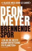 """""""Brennende spor"""" av Deon Meyer"""