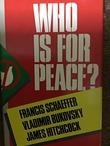 Omslagsbilde av Who is for Peace?