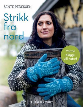 """""""Strikk fra nord"""" av Bente Pedersen"""