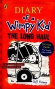 """""""The long haul"""" av Jeff Kinney"""