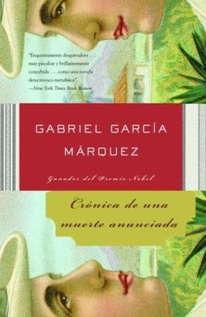 """""""Cronica de una muerte anunciada (Spanish Edition)"""" av Gabriel Garcia Marquez"""