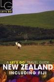 """""""New Zealand - including Fiji"""" av Rebecca Bienstock"""