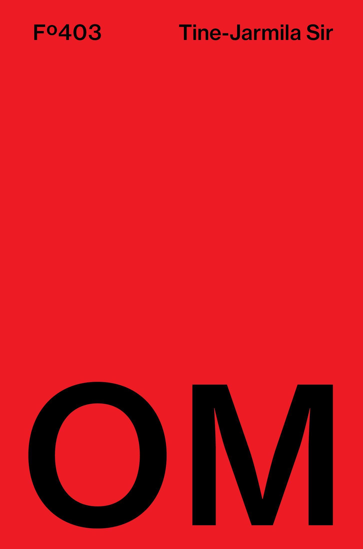 """""""Om"""" av Tine-Jarmila Sir"""