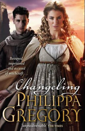 """Changeling - order of darkness 1"" av Philippa Gregory"