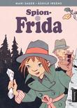 """Spion-Frida"" av Mari Sager"