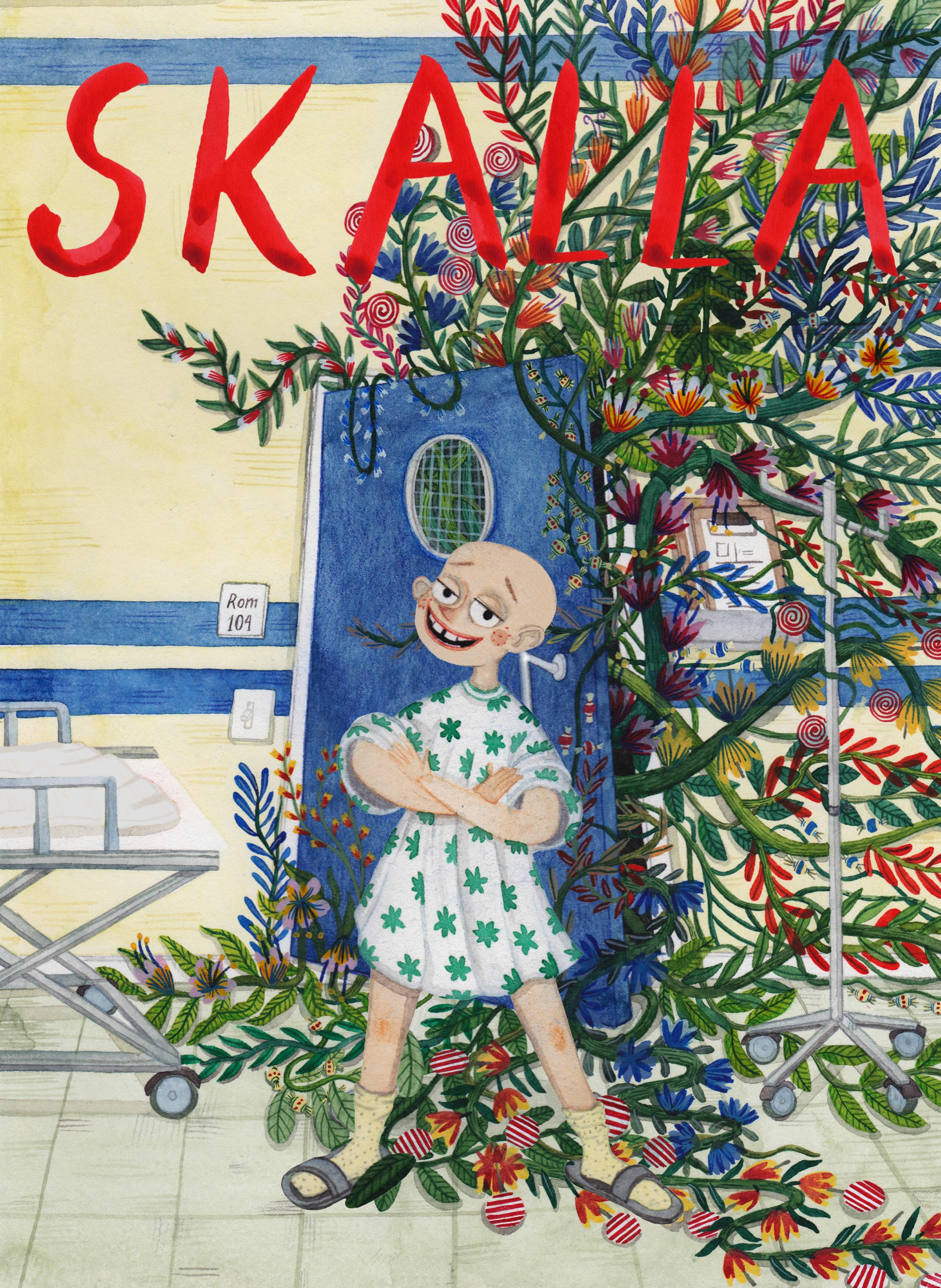 """""""Skalla"""" av Randi Fuglehaug"""