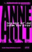 """""""Salige er de som tørster - en Hanne Wilhelmsen-roman"""" av Anne Holt"""