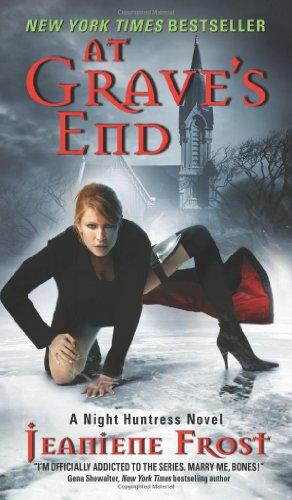 """At Grave's End - A Night Huntress Novel"" av Jeaniene Frost"