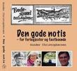 """""""Den gode notis - For feriegjester og fastboende"""" av Gunder Christophersen"""