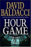 """""""Hour game - a novel"""" av David Baldacci"""