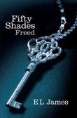 """""""Fifty shades - freed"""" av E.L. James"""