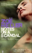 """Notes on a scandal"" av Zoë Heller"