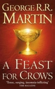 """""""A feast for crows - a song of ice and fire book 4"""" av George R.R. Martin"""