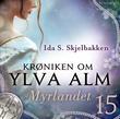 """""""Myrlandet"""" av Ida S. Skjelbakken"""