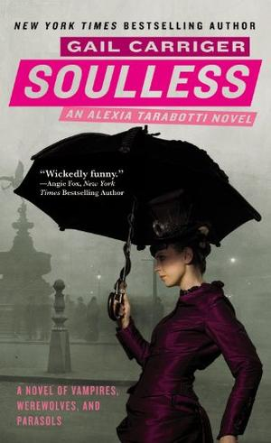 """Soulless - Parasol Protectorate series 1"" av Gail Carriger"