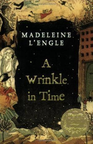 """""""A Wrinkle in Time"""" av Madeleine L'Engle"""