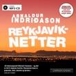 """Reykjaviknetter"" av Arnaldur Indriðason"