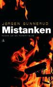 """""""Mistanken - kriminalroman"""" av Jørgen Gunnerud"""