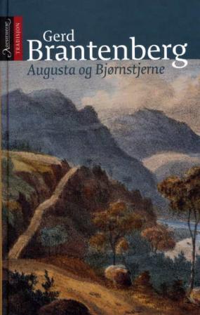 """""""Augusta og Bjørnstjerne - roman"""" av Gerd Brantenberg"""