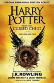 """Harry Potter and the cursed child part 1 & 2"" av J.K. Rowling"