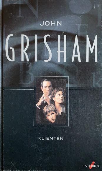 """""""Klienten"""" av John Grisham"""