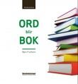 """""""Ord blir bok"""" av Bjørn Fredheim"""