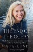 """""""The end of the ocean"""" av Maja Lunde"""