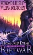 """""""Honoured enemy - legends of the Riftwar"""" av Raymond E. Feist"""