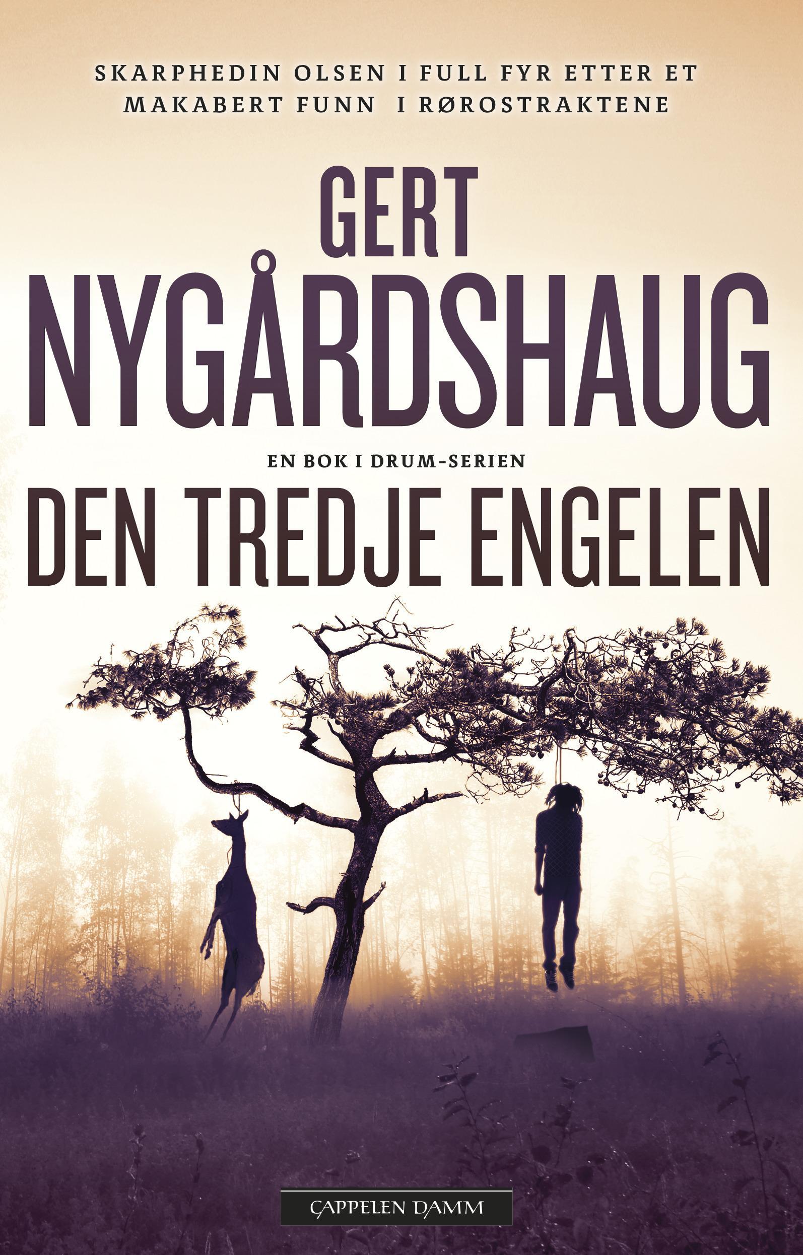 """""""Den tredje engelen"""" av Gert Nygårdshaug"""